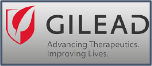 Logo for Gilead Sciences